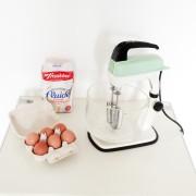 Robot de cuisine vintage