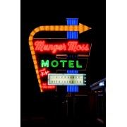 Photo originale Motel Route 66