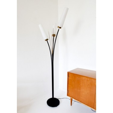 Lampadaire 3 branches