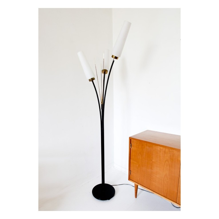 lampadaire 3 lampes cool lampe sur pied branches with. Black Bedroom Furniture Sets. Home Design Ideas