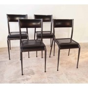Ensemble de 4 chaises Mullca